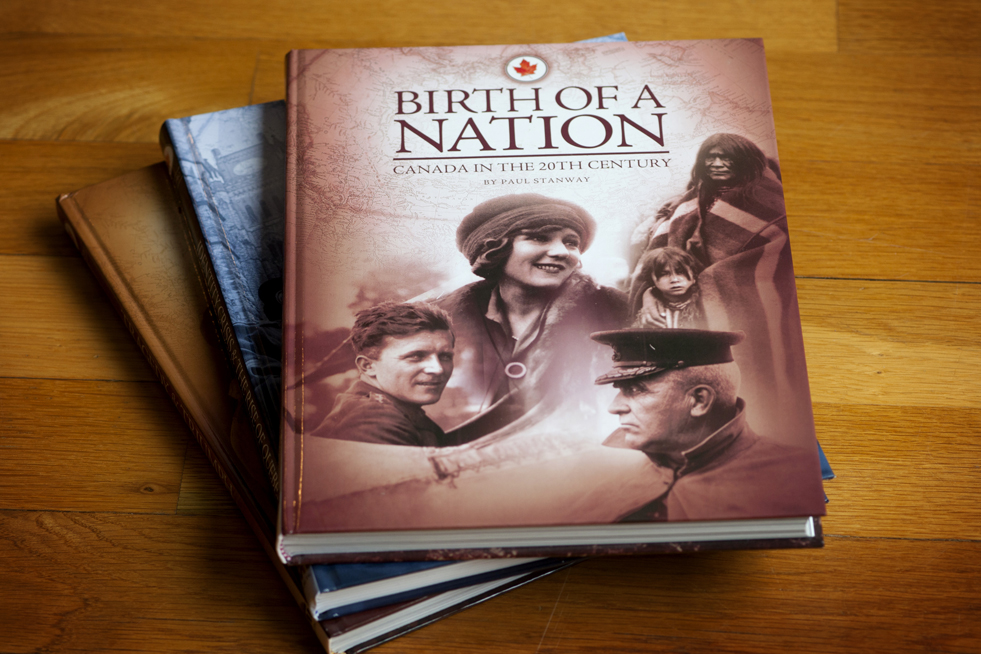 Book Jacket Design History : Canada book design